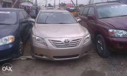 Buy and drive a very clean neatly camry toks