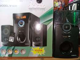 royal sound woofer with fm,usb,bleutooth 9800W at 4300