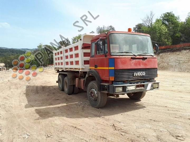 Iveco 330 35 - IN ARRIVO - 1986