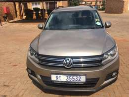 2013 Volkswagen Tiguan 1.4tsi blue motion for R 170000.00