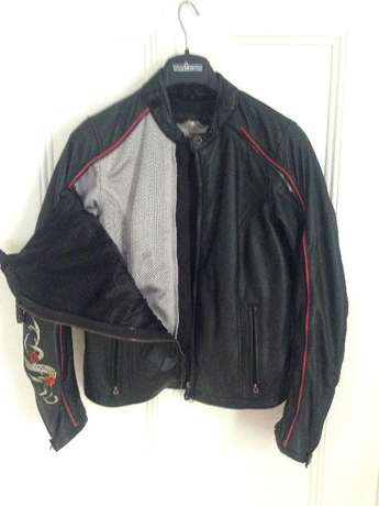 Ladies Harley Davidson Leather Jacket Richmond Hill - image 3