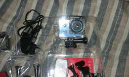 Action camera HD 720p great condition