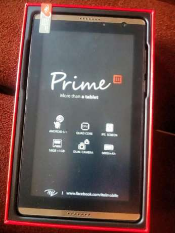 Latest. Itel Prime III. 6000 mAH battery. Free Delivery. Brand. 9999/= Nairobi CBD - image 1