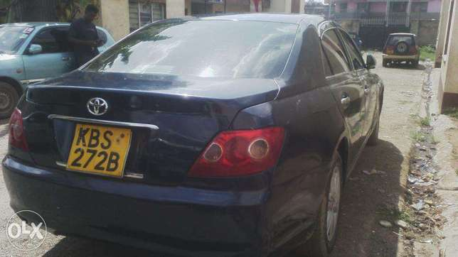 Toyota Mark X, KBS, auto, year 2005, accident free. Parklands - image 3