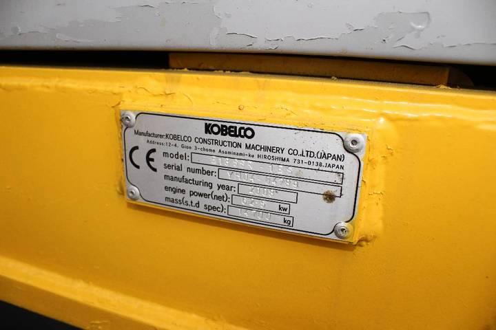 New Holland E 135 Sr / Engcon Ec20/ Myyty - 2008 - image 14