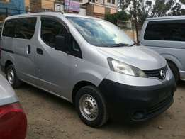 Clean new shape Nissan NV200 Vanette 2010model Buy on hire-purchase!!