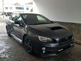 Wrx 2014-12 with top of the range bodykit