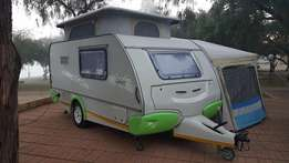 Sprite Sprint Caravan New Spec