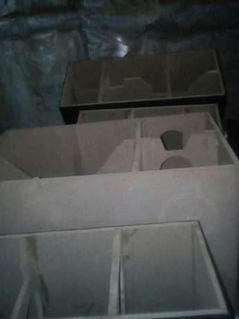 Subwoofer boxes, loud speakers & car subwoofers Molo - image 7