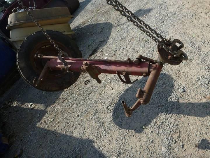 Vooras Porsch   twee wiel drijf