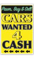 Cars wanted 4 cash we pay More