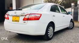 toyota premio 2010 latest shape just arrived KCN AT 1,599,999/=o.n.o