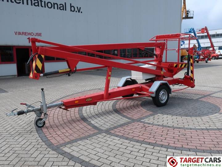 Sky High 1200 Besto Towable BB1200 Boom Work Lift 1200cm - 1999