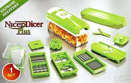 Nicer Dicer Multifunctional Vegetable Cutter
