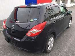 New Arrival Nissan Tiida Hatchback KCl on sale