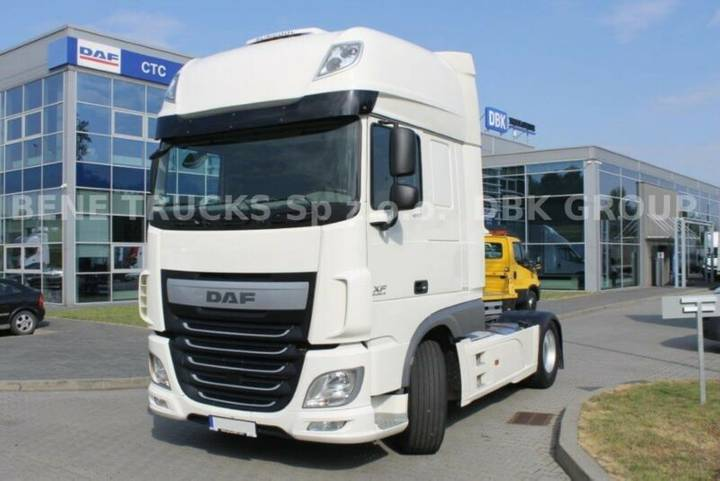 DAF XF 460 FT 2014 AUTOMAT SUPER SPACE CAB - 2014