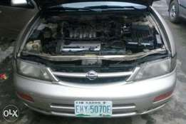 Very neat clean Nissan maxima working perfectly air-condition 100%