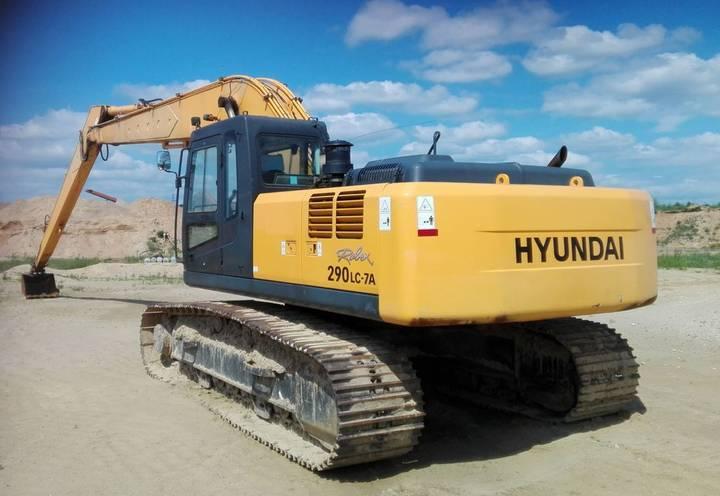 Hyundai 290 LC 7A - 2007