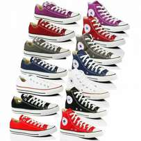 All star converse for sale at 50 cedis for both long and short