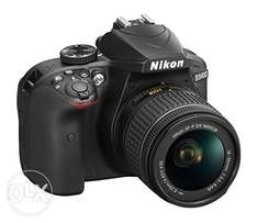 Nikon D3400 Digital SLR Camera - 24.2MP