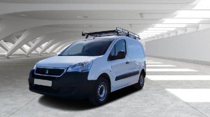 Peugeot Partner Furgon Confort L1 Hdi 75cv 3 Puertas - 2016
