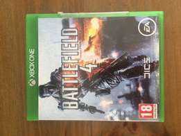Battlefield 4 and The Crew for sale (XBOX ONE)