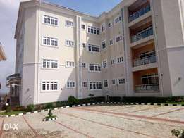 For sale newly built 8 units 3bedroom apartment in katampe ext