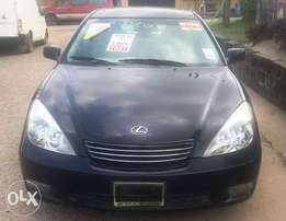 Tokunbo 2004 Lexus ES330 At Good Price