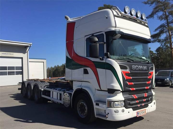Scania R560 8x4/45 - 2013