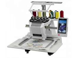 Brother Pr 1050x Industrial Embroidery Machine on special price