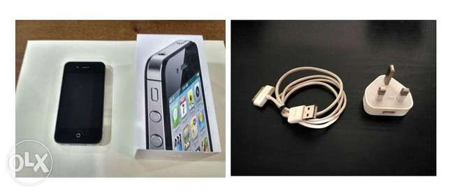 Apple iPhone 4s + Freebies