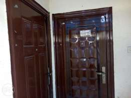 For rent, a spacious selfcontain with fan in Efab City Abuja