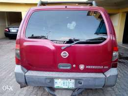 Nissan XTerra Used 2003 First Body