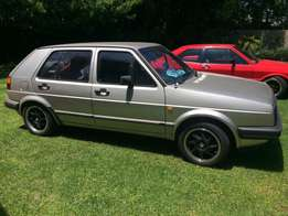Golf 2 in Good condition