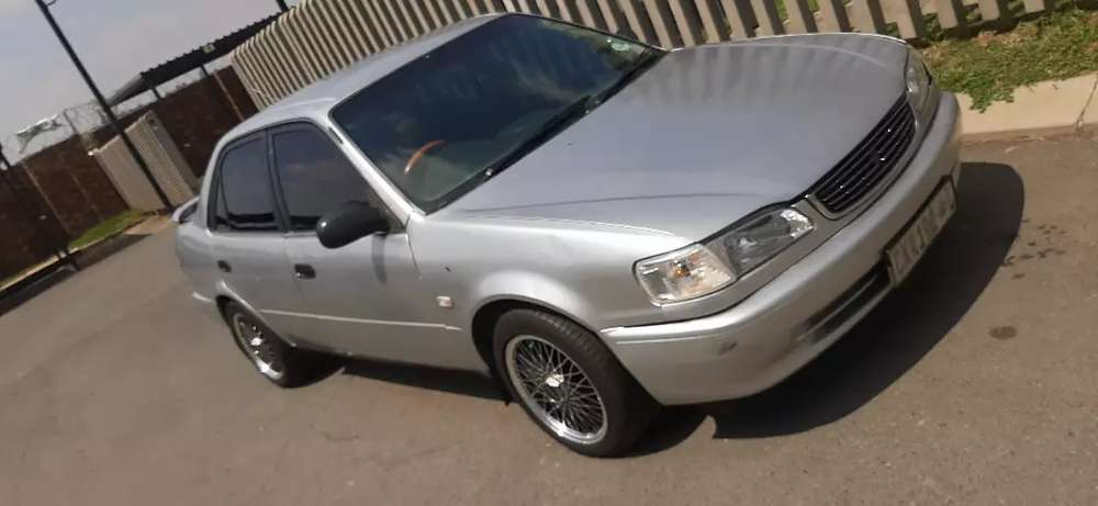 Toyota Petrol Cars Bakkies For Sale Olx South Africa