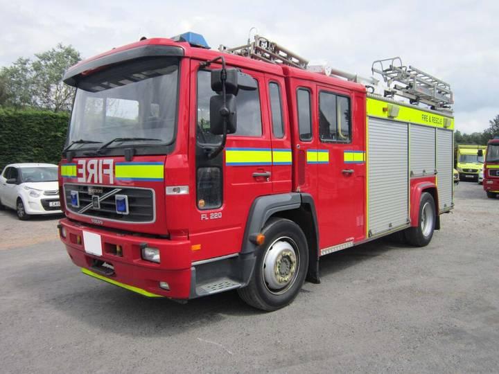Used Fire Trucks For Sale >> Used Fire Trucks For Sale In United Kingdom Tradus Com