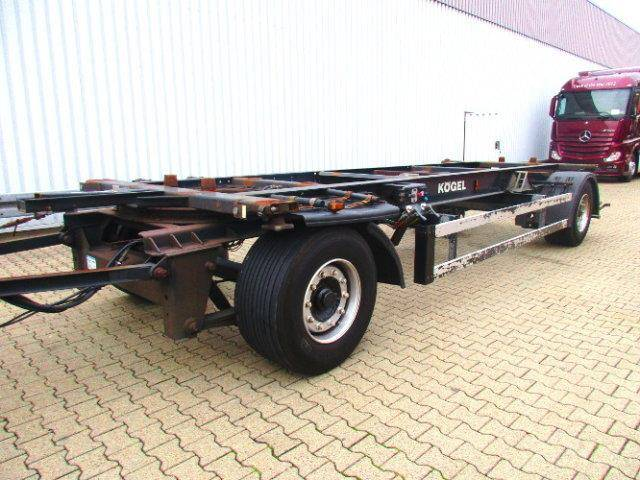 Koegel AWE 18 AWE 18, für Mega Brücken - 2007