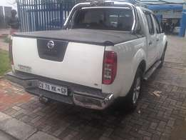 2009 Nissan Navara 2.5 Diesel Revise Camera DVD Screen
