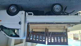 1.5 Tonne bakkie available for removals