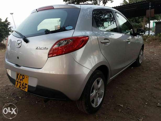 Mazda Demio Silver Woodly - image 5