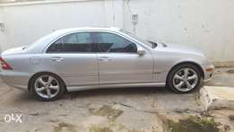Mercedes-Benz C230 in Mint condition for sale