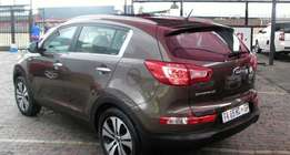 Kia Sportage in excellent condition for sale