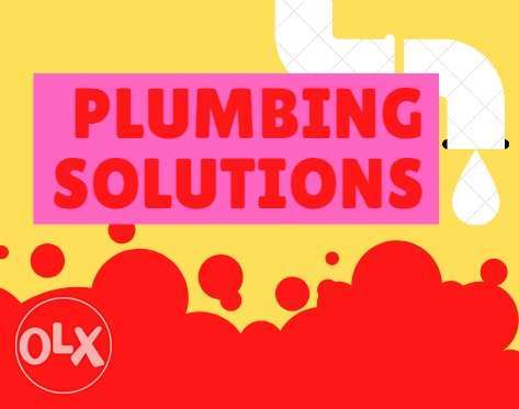 Right when you face any issue about plumbing call us We offer the home
