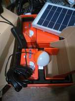 3 bulbs Solar kits