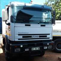 Iveco truck 10 cube for sale