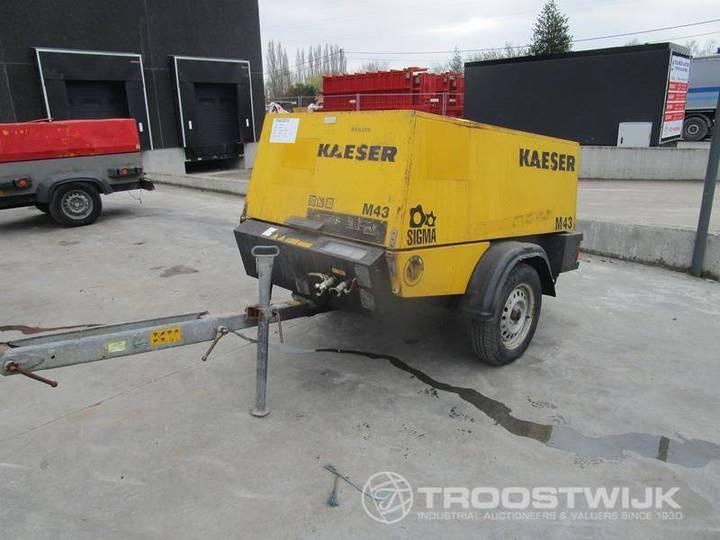 Kaeser M 43 - 2008