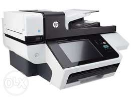 HP DS 8500 fn1 Network scanner