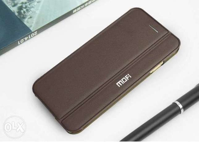 Mofi Ultrathin PU and PC Cover Case for iPhone 6/6s - BROWN الرياض -  5