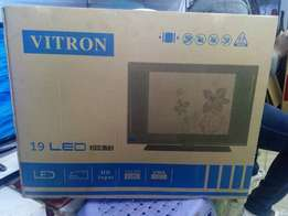 Offer:LED Digital TV 19 Inches Brand New at my Shop