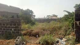 For Sale full plot of land: At Peace Estate Baruwa ipaja road
